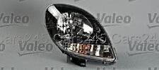 RENAULT KANGOO 4x4 NEW Clear Black Bezel Headlight LCV LEFT VALEO 2006-2008