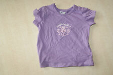 Tee shirt violet neuf 0-3 mois marque Mexx            (md)