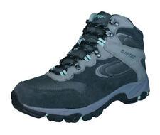 Scarpe da donna trekking, escursioni, arrampicate grigio con tacco basso (1,3-3,8 cm)