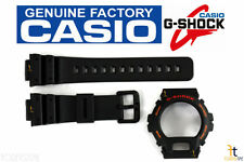 CASIO DW-6900G-1V G-Shock Black BAND & BEZEL Combo DW-6900G-9V