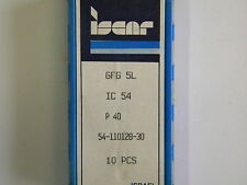 GFG 5 L IC 54 ISCAR Stechplatte
