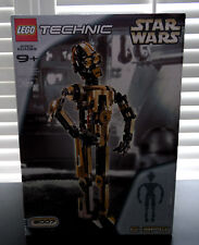 Lego Technic Star Wars 8007 C-3PO New Sealed