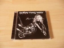 CD Lady Gaga - Born this way - 2011 incl. Judas + Marry the night + The edge of