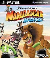 Madagascar: Kartz Carts PS3 PlayStation 3 Video Game Mint Condition Original UK