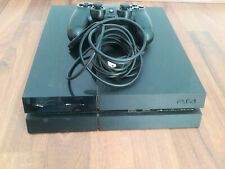 Sony PlayStation 4 500GB Konsole - Schwarz +1 Kontroller