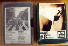 """THE BEATLES """"ABBEY ROAD""""  EIGHT TRACK CARTRIGE PLUS ONE OTHER. PREUSED.UNTESTED."""