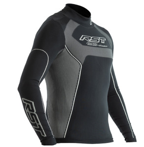 RST Tech X Coolmax Mens Long Sleeve Motorbike Motorcycle Base Layer Top