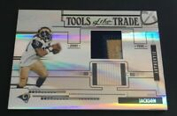 2005 Absolute Memorabilia Tools of the Trade Patch Steven Jackson #ed 22/25