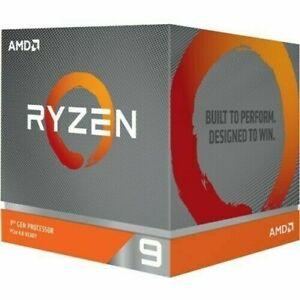 AMD Ryzen 9 3900X Desktop Processor (4.6GHz, 12 Cores, Socket AM4) - Used