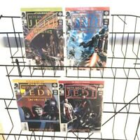 Star Wars Return Of Jedi Infinities 1-4 lot