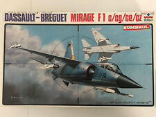 Rare Vintage ESCI Dassault-Breguet Mirage F1.C Fighter Jet - 1:48 Model Kit Jet