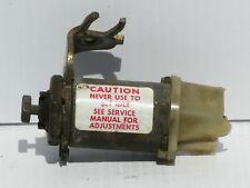 Vintage General Motors Carburetor Idle Compensator, OEM