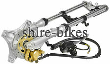 Custom Disc Brake Telescopic Forks suitable for use with Honda Dax ST70 ST50