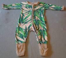 Bonds Limited Edition 'Tiki Garden' Zippy Wondersuit, Size 000