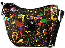Borsa Barchetta Tracolla Marzia Media Nero Donna Piero Guidi Magic Circus Soft B