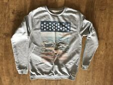 Mens Soulcal & Co Sweatshirt Size Large Grey Used