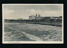 South Africa DURBAN South Beach c1942 PPC