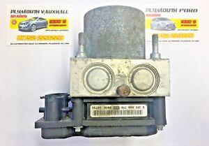 Vauxhall Corsa C GF Diesel ABS Pump Module 0265231306 0265800770 24469609
