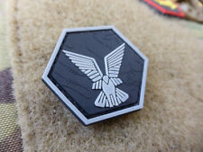 JTG Selous Scouts Hexagon Patch, swat / JTG 3D Rubber Patch