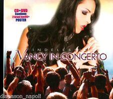 Nancy: Indelebile In Concerto CD+DVD+Poster