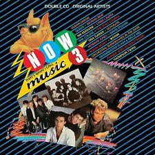 NOW THAT'S WHAT I CALL MUSIC 3 – V/A 2CD REISSUE (NEW/SEALED)