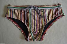 Paul Smith Striped Swimwear for Men