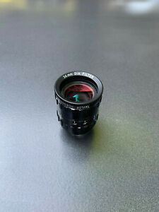 Taylor Hobson Cooke Kinnetal C Mount 12.5mm f/1.8 lens