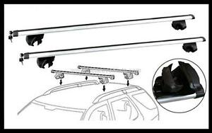2x NEW CROSS BAR ROOF RACK For infiniti Qx70 clamp to raised rail