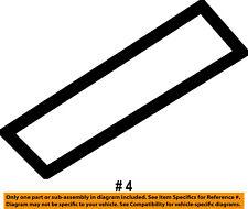 FORD OEM Interior-Cowl Trim Clip W701882S424A