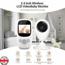 Baby Monitor Camera Infant Digital Cam 2.4GHz Wireles Night Vision Safety Video
