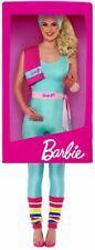 Barbie 3D Box Costume, Womens Fancy Dress, One Size