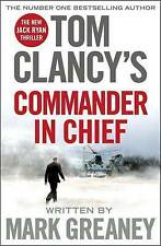 Tom Clancy'S Commander-in-Chief-ExLibrary
