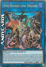FIVE-HEADED LINK DRAGON • (Drago Link A Cinque Teste) • Ultra R SP • DUOV EN007