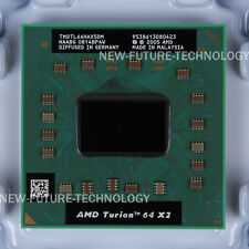 AMD Turion 64 X2 TL-66 (TMDTL66HAX5DM) CPU 1600 MHz 2.3 GHz 100% Working