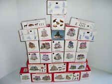 Giant Lot - 70+ Pieces of Liberty Falls Americana Collection Village - No Dupes!
