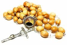 St JOHN BOSCO wooden 3rd Relic rosary editors publishers, children young ppl