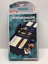 New ListingHohner Harmonica Service Set
