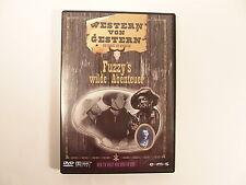 DVD - Western von Western - Fuzzy's wilde Abenteuer - TV-Kult