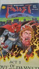 Faust #1 Rebel Studios Comics