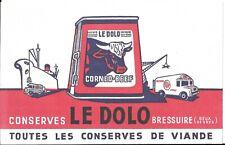 BUVARD CONSERVES LE DOLO