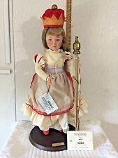 VTG  Large Faith Wick Silvestri Doll  Alice in Wonderland  1985   #62 of 2000
