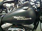 Genuine Harley Street XG750 Fuel Gas Tank Set Emblems Badges Brushed Aluminum
