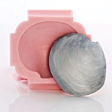 Silicone Sea Shell Mold Soap Candle Wax Fondant Resin Clay Flexible Mold  (858)