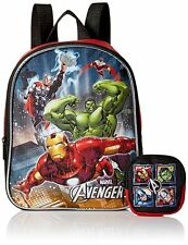 Marvel Boys' Avengers Mini Backpack with Utility Case #394986