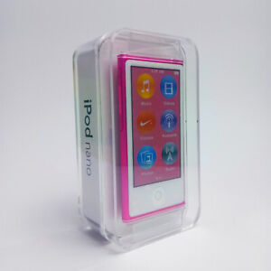 Apple iPod nano 8th Generation Rose Red 16GB MP3 Player - 90 Days Warranty