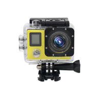 4K Wifi HD 1080P Sport Action Camera Cam DVR DV Motorcycle Camcorder Waterproof