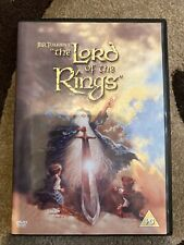 The Lord Of The Rings (Animated)