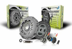 Blusteele Clutch Kit for Skoda Octavia Scout 4WD 2.0Ltr 16V Tdi BKD 5/04-ON -CSC