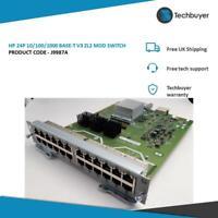HP 24P 10/100/1000 BASE-T V3 ZL2 EXPANSION MODULE - J9987A