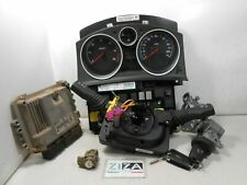Kit Chiave ECU Opel Astra H 1.7 74kw Z17DTH 2006 0281012694